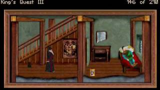 Kings Quest 3 remake Secrets & Easter Eggs