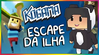 Kogama - Escape da ilha.