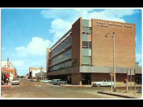 History of McAllen: 1951-1960