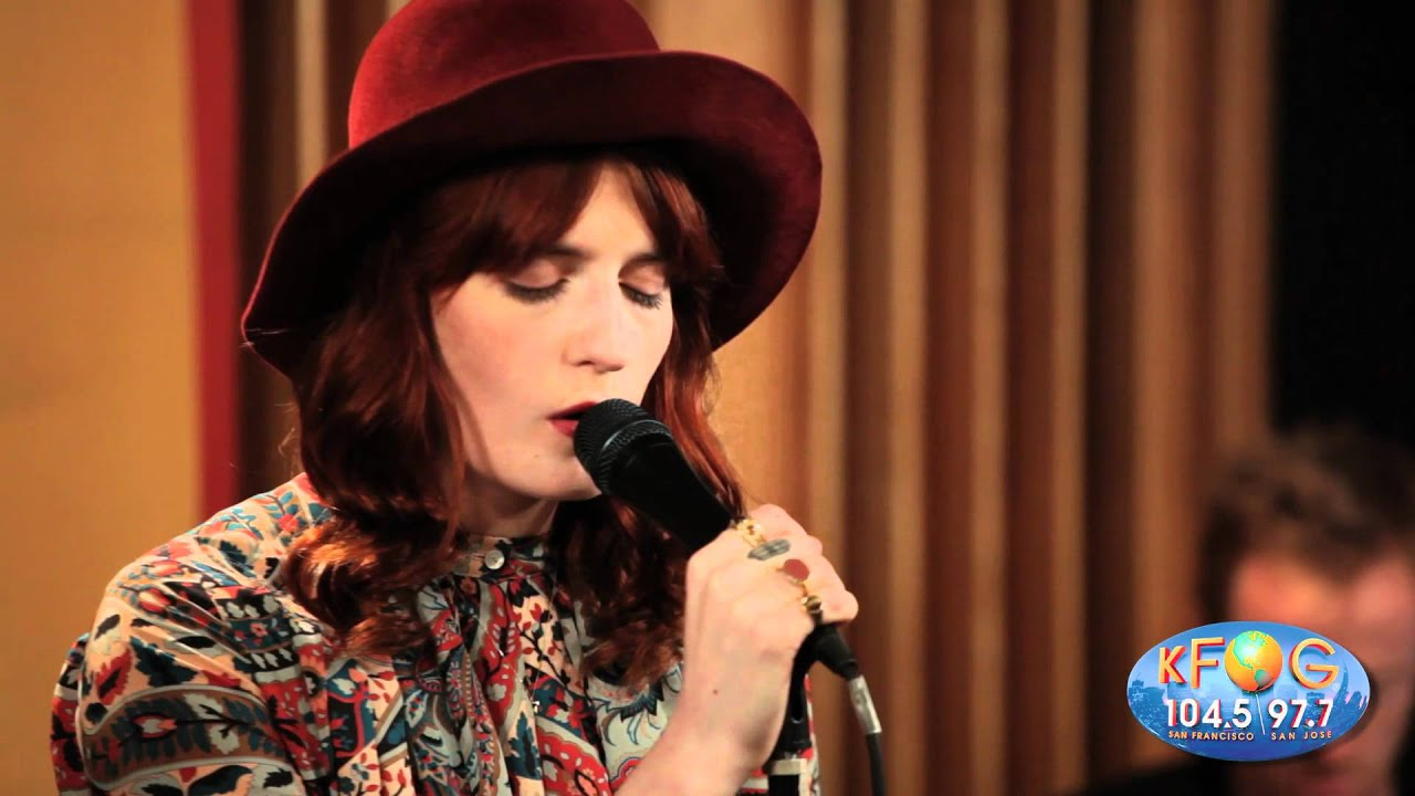 Florence And The Machine Never Let Me Go Live At Kfo
