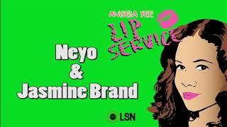 Angela Yee's Lip Service: Neyo & Jasmine Brand