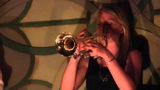 "Baby Soda Jazz Band at St. Mazie Bar - Brooklyn, NY - ""Swing That Music"""