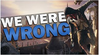 In Defense of Assassins Creed Unity