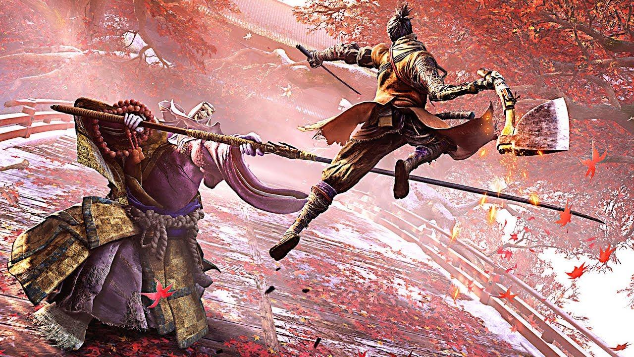 Sekiro Shadows Die Twice Gameplay Trailer Gamescom 2018