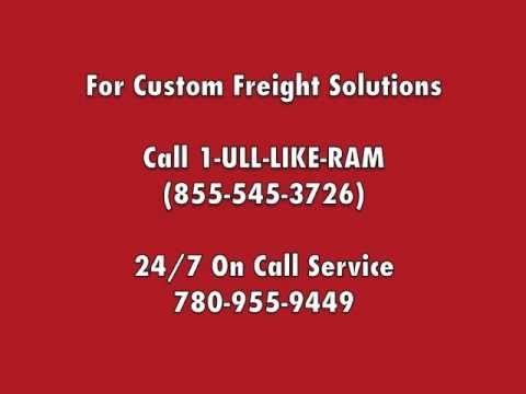 Freight Nisku Alberta - Shipping Transportation Trucking Delivery Services
