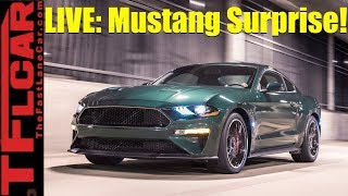 Old vs New: 2019 Ford Mustang Bullitt vs The Original 1968 Car