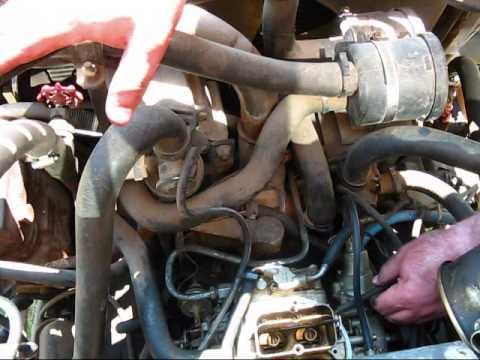 holley carburetor hook up