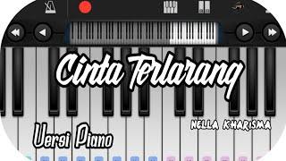 Cinta Terlarang - Nella Karisma Versi Piano ( Reggae )
