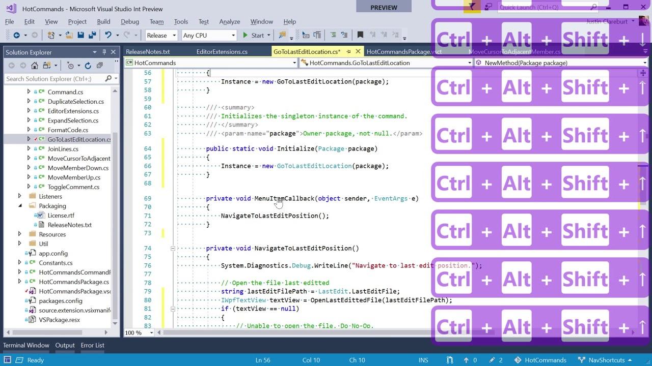 Eine heiße Sammlung: Nützliche Erweiterungen für Visual Studio
