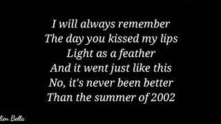 Gambar cover Lirik lagu 2002- Anne Marie