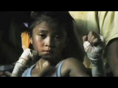 Underground Children Fighters with Buffalo Girls Director To