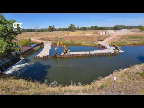 South Dubbo Weir And Fishway Project