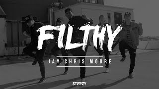 Jay Chris Moore Choreography | Filthy - Justin Timberlake Dance | STEEZY.CO (Intermediate Class)