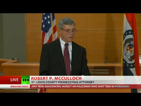 Ferguson: No indictment for Michael Brown's killer