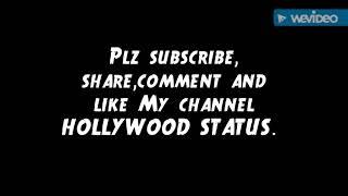 MI gente   Hollywood  whatsapp status.