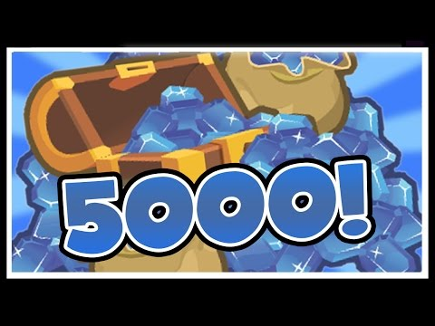 SPENDING MY 5,000 SAPPHIRES | Animal Jam Play Wild
