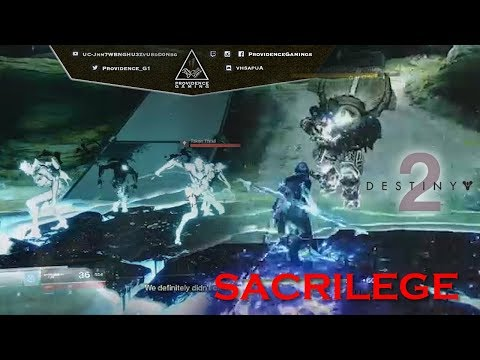 Providence Gaming - Destiny 2 - Plays of the Week 5 - Sacrilege (26.10.17) Your Videos on VIRAL CHOP VIDEOS