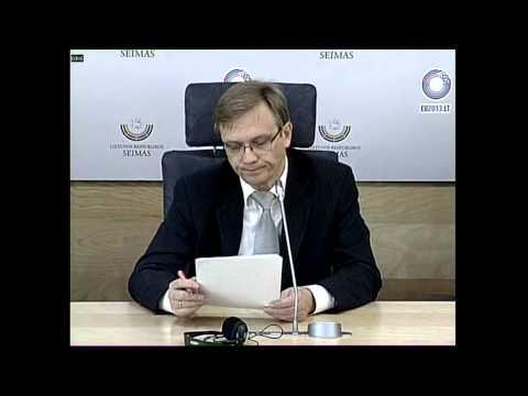 (Alkas.lt, lrs.lt) Z.Vaišvilos spaudos konferencija 2013 spalio 29 d.