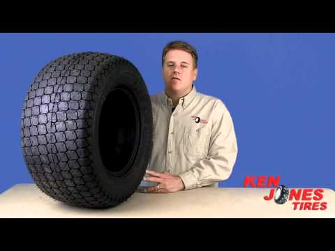 Titan LS 430 Turf Tire Product Review