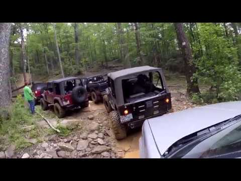 WindRock park Trail 16 May 2017 ORFW