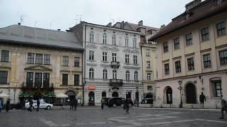 Maluy Runok Square Krakow
