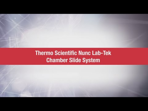 Guide To Using Nunc Lab-Tek Chamber Slide System