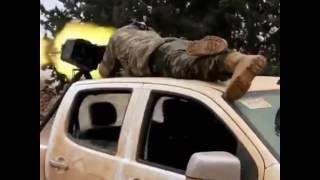 Fırat Kalkanı Türk ordusu Böyle Vuruyor