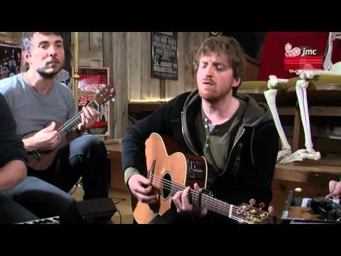 "Tim Neuhaus & The Cabinet bei der jmc Akustik Session - ""As Life Found You"""