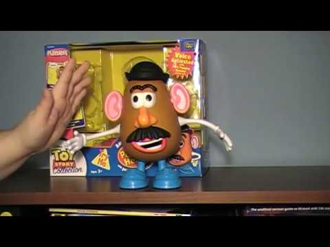 Toy Story Signature Collection Mr Potato Head Toy Review