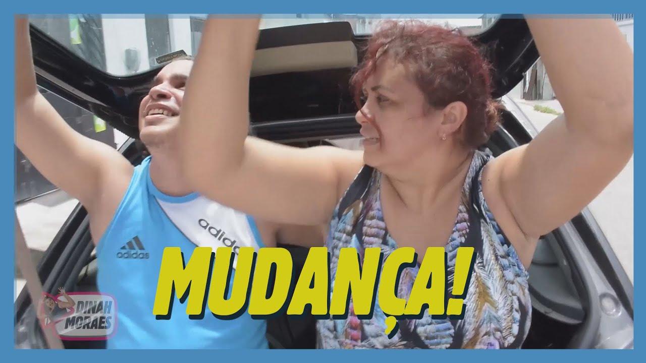 MUDANÇA!