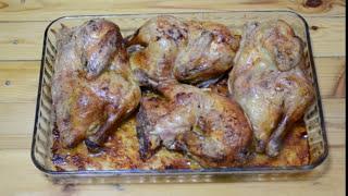 Tandır Tadında Tavuk