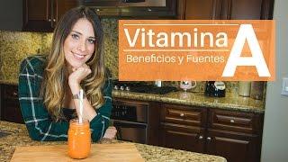 Vitamina retinol crema de A la de beneficios