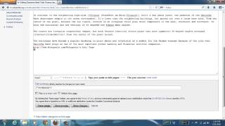 How to Add Links to Wikipedia Pages