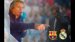 Barcelona 5-1 Real Madrid | Narración de Manolo Lama en Tiempo de Juego COPE