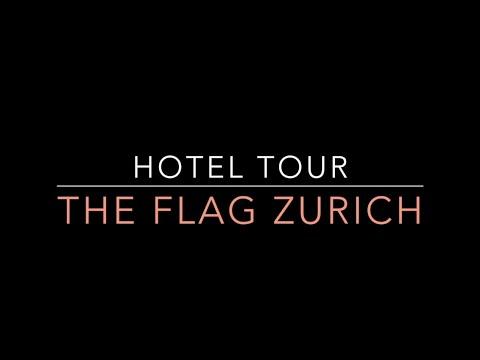 Hotel Tour: The Flag Zurich