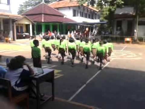 UCL di SMAN 8 BOGOR Anak Pramuka SDN JOGJOGAN 01 Cisarua Bogor