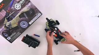 Dromida 1/18 Wasteland Buggy 4WD RTR Video