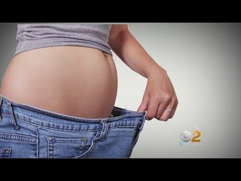 Medical Condition Prevents Post-Pregnancy Belly Bulge From Going Away