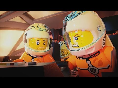 LEGO CITY - В открытом космосе, часть 1
