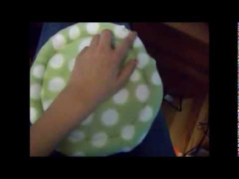 How to make a guinea pig bed feat clover youtube for How to make a guinea pig bed