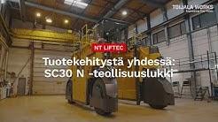 Tuotekehitystä yhdessä - Toijala Works & NT Liftec