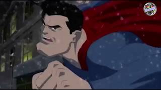 Смерть Бэтмена. Бэтмен против Супермена. (By Экзомомент)