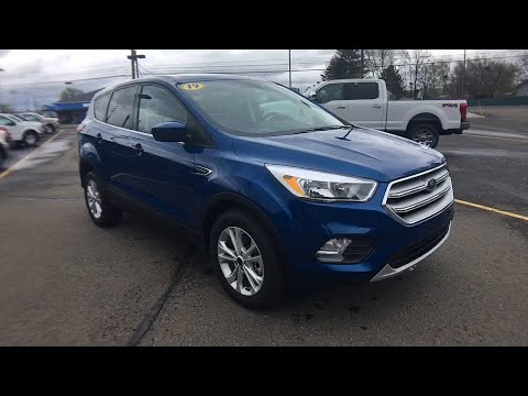 2019 Ford Escape Sayre, Towanda, Owego, Elmira, Tunkhannock, PA FT3437X