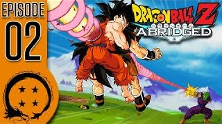 DragonBall Z Abridged - Episode 2 (rus vo)