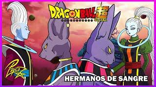 Dragon Ball Super: El mitológico origen de Bills, Champa y los Dioses de la destrucción