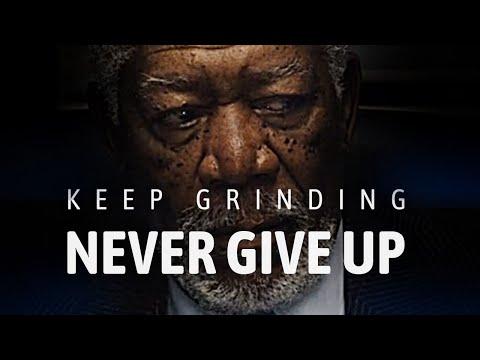 KEEP GRINDING &