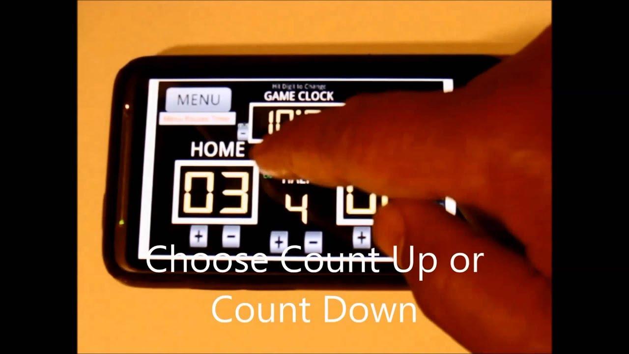 real cool soccer scoreboard youtube
