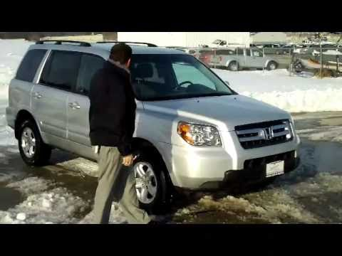 certified used 2008 honda pilot vp for sale at honda cars of bellevue an omaha honda dealer. Black Bedroom Furniture Sets. Home Design Ideas