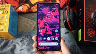Motorola One Power Android 9.0 Pie! New Features/Changes