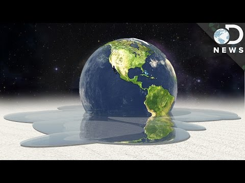 What Happens If All The World's Ice Melts?